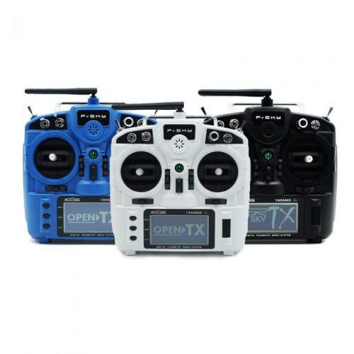 Radios (tx) y (rx)