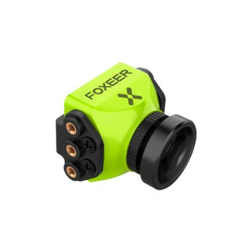 Foxeer Mini Predator 4 (Fluo Green)Super WDR 4mm latency FPV Racing Camera