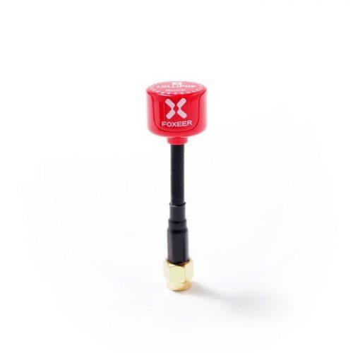 Foxeer Lollipop 3 5.8G 2.5dBi Omni FPV Antenna (solo ROJAS)