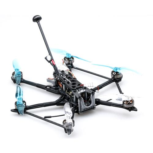 HEXplorer LR 4 4S Hexa-helicóptero BNF sin sistema Caddx Vista HD F745HEX BGA BS13A 6IN1
