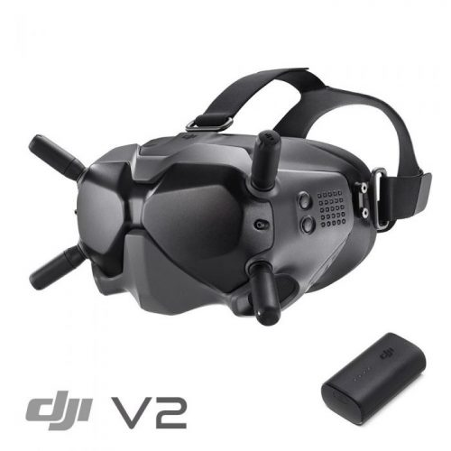 DJI FPV GOGGLES V2(En Pre-Venta) – ULTRA LOW LATENCY 810P 144FPS DIGITAL HD