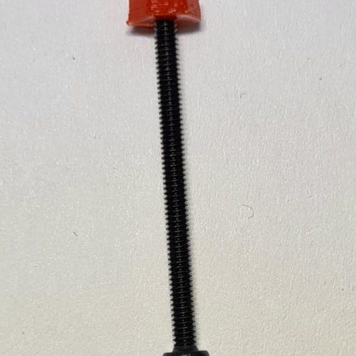 Tornillo M2 para Caddx vista 29mm( con tuerca)